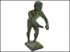 ATHLETE BRONZE FIGURE