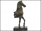 BRONZE FRONT HORSE