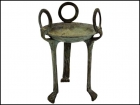 BRONZE TRIPOD FROM OLYMPIA