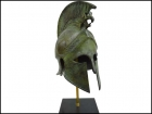 CORINTHIAN HELMET WITH GRIFFIN CREST