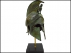 CORINTHIAN HELMET WITH SPHINX CREST