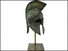 CORINTHIAN HELMET WITH OWLS AND NIKE CREST