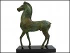 HORSE BRONZE FIGURE